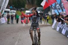 El quinto título, obtenido en Torrelavega en enero de 2016. Siempre junto a mi afición.