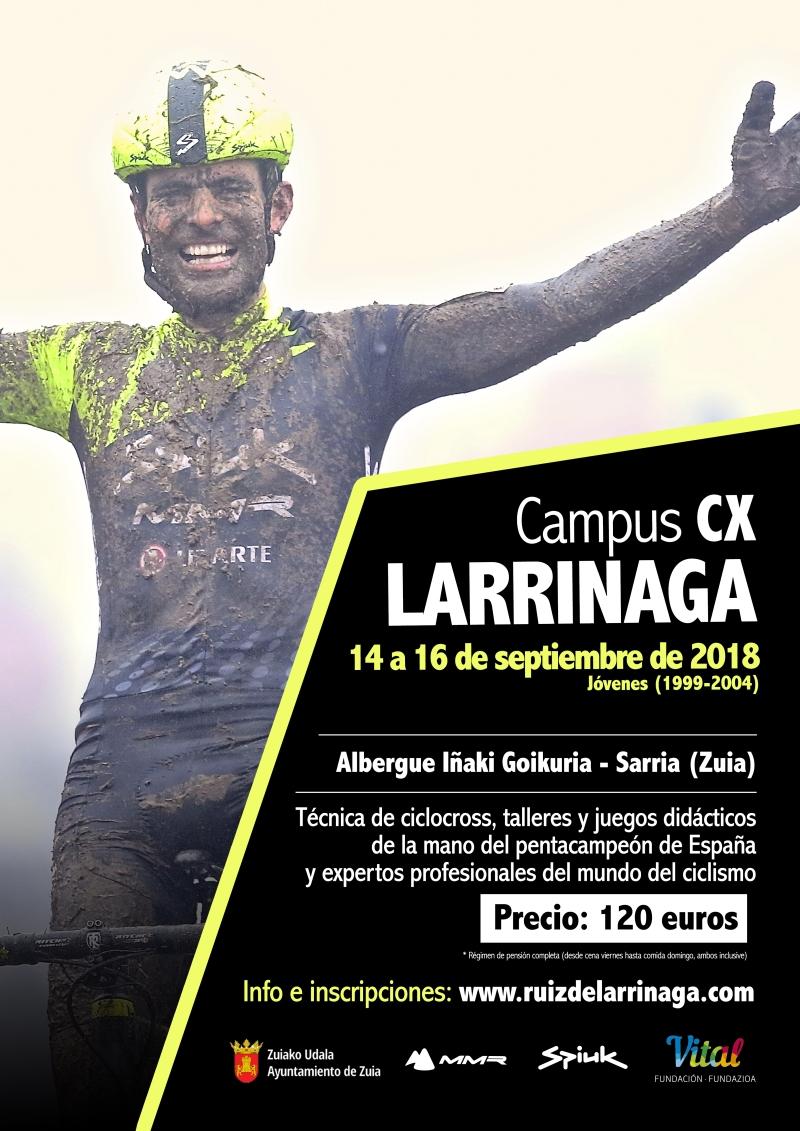 Cartel-Campus-Larrinaga-Septiembre-18